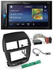 Pioneer 2DIN MP3 USB AUX Autoradio für Mitsubishi ASX 2010-2014