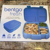 BRAND NEW BENTGO FRESH LEAK-PROOF & VERSATILE LUNCH BOX - BLUE