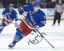Pavel Buchnevich Signed 8x10 Photo New York Rangers Autographed COA B