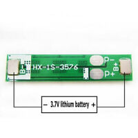 5pcs 1S 3.7V 18650 Li-ion Lithium Battery Board Polymer Protection Board