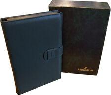 Authentic Audemars Piguet Executive Presentation Leather Watch Box & Memo Pad