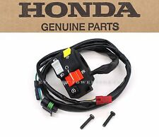 New Genuine Honda Left Switch Assembly Lighting Start Stop 01-05 TRX250 EX #L181