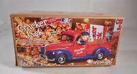 NEW CRACKER JACK 1940 Ford Die-Cast Metal Truck Model Ertl Borden 1998