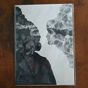 FRONTIERS: Dan Hillier Signed & Numbered Limited Edition Print