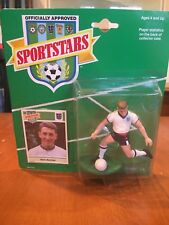 Terry Butcher England 1989 Sportstars Action Figure Kenner NIB Three Lions