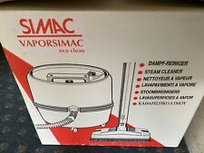 Simac Vaporsimac (Eco Clean) 3.8BAR Steam cleaner & Accessories
