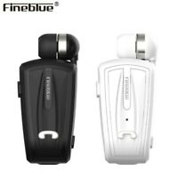 Fineblue F-V6 Mini Wireless Business Bluetooth Headset Sport Driver Earphone UP