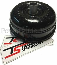 "BOP GM Chevy Buick Olds 200-4R Transmission TORQUE CONVERTER 10"" Lock Up 1500HP"
