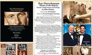 Ray Harryhausen Master of the Majicks vol1 NEW SEALED  (INC King kong script)