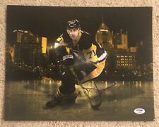 Evgeni Malkin Signed Autographed 11x14 Hockey Nhl Photo Psa/Dna Ab18204 Penguins