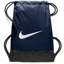 Nike Sports Gymsack Training Bag Gym Sack Drawstring PE Team Kit