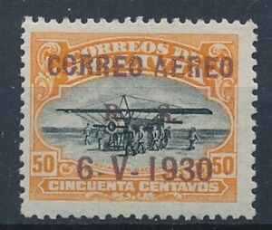 [35814] Bolivia 1930 Good airmail stamp Very Fine MH