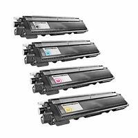 4PK TN210 for Brother BLACK COLOR Toner Cartridge MFC-9010 MFC-9120CN DCP-9010CN