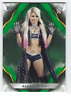 ALEXA BLISS 2019 TOPPS WWE UNDISPUTED GREEN PARALLEL /50