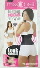 Miss Belt Instant Hourglass Shape As Seen On TV Look Slimmer Nude L/XL (NEW)