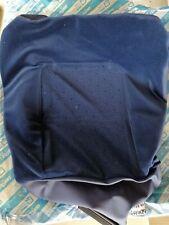 Fodera cuscino sedile destro=sinistro Fiat Ducato 2001>2006 velluto blu 60911178