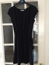 Black Tea Day Dress Size 8 Dorothy Perkins Work Office Party Billie & Blossom