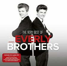 EVERLY BROTHERS VERY BEST REMASTERED CD NEW unsealed