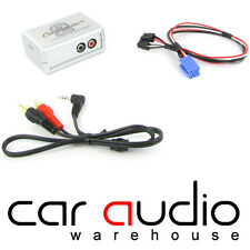 Connects2 CTVRNX001 Renault Espace 2000-13 Car Aux iPhone iPod Interface Adaptor
