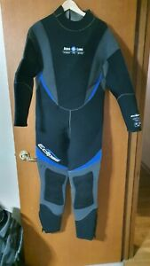 Mens 5mm Aqua Lung Wetsuit - XL Long