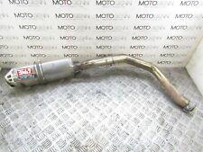 Triumph Daytona 675 08 Yoshimura Yoshi RS-5 exhaust pipe muffler slip on slip-on
