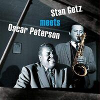 Stan Getz & Oscar Peterson - Stan Getz Meets Oscar Peterson + Bon (NEW VINYL LP)