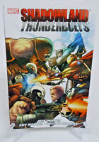 Shadowland Thunderbolts 148 149 150 151 Marvel Comics TPB Trade Paperback New