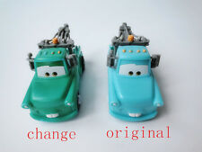 Mattel Disney Pixar Cars Color Changers Green Mater Spielzeugauto Neu Unpackaged