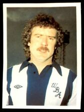 Daily Star Football 1981 - Gary Pendrey (West Bromwich Albion) No.283