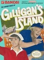 Gilligan's Island,The Adventures of - Authentic Nintendo NES Game