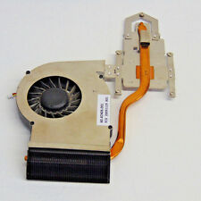 GENUINE DELL INSPIRON 1750 CPU COOLING FAN W/ HEATSINK K536T 0K536T