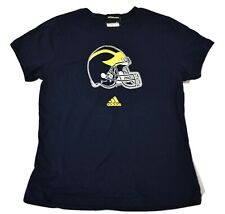adidas Youth Girls Michigan Wolverines Football Shirt New L (14)