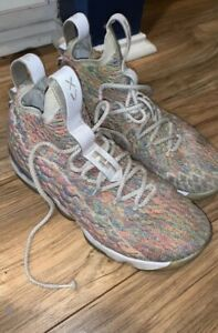 Nike LeBron 15 Cereal Fruity Pebbles Mens Size