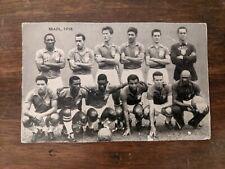 1958-62 Famous Teams Card Pele Rookie Garrincha Didi Brazil 1958 World Cup Team