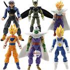 Lot 6 pcs Dragonball Z Dragon Ball DBZ Goku Action Figure Toy Anime Piccolo Set