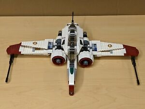 LEGO Star Wars 8088 ARC-170 - SUPER GLUED - READ