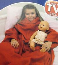 Letti e materassi rosso tinta unita per bambini