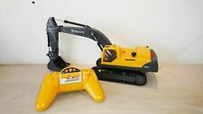 Volvo Excavator EC460B Remote Control Scale Model 1:32 Construction Crawler NEW