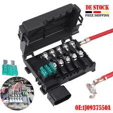 Sicherungskasten Batteriedose Sicherungshalter Box für VW Audi Golf 1J0937550A/B