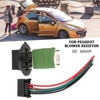 Peugeot 206 307 6450JP Résistance Cable Chauffage Kit  Connecteur Faisceau