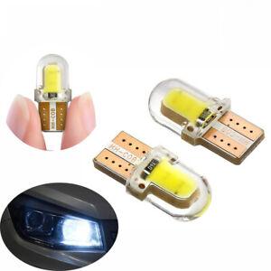 10x T10 W 5W SMD LED CANBUS Auto Standlicht Kennzeichenbeleuchtung 12V Weiß