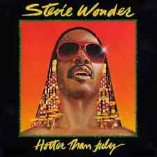 STEVIE WONDER - Hotter Than July (LP) (G/VG+)