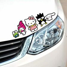 Hello Kitty Universal Car Hatchback notchback decal sticker engine back window