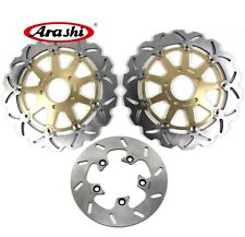 Fit Suzuki GSXR750 1996 - 2003 1997 1998 1999 2000 Front Rear Brake Disk Rotors