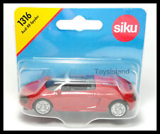 Siku 1316 Audi R8 Spyder Diecast Car Gift Scale About 1/64 New