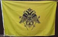 Byzantine Empire & Orthodox Church Flag - 2:3 Ratio with Correct Pantone Colours
