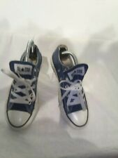 Converse All Star Chuck Blue Classic Man Woman Sports Shoes Low M9697 37 UK 4
