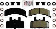 Disc Brake Pad Set-RWD Front Autopartsource PRM369