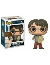 Figura Funko POP HARRY CAPA INVISIBILDAD 112 Harry Potter