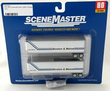 HO Scale 40' Trailmobile Trailers (2 Pack) - Boston & Maine - Walthers #949-2502